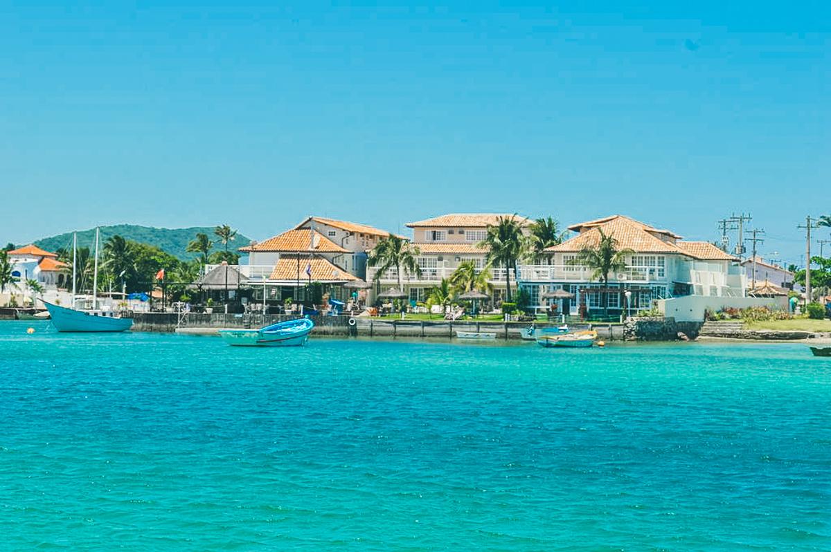 Hotel Residencial Portoveleiro, Cabo Frio.