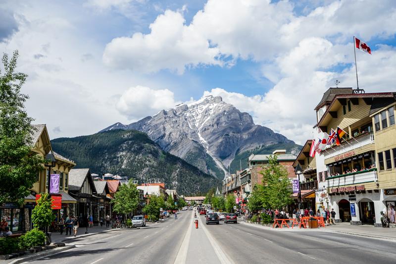 Centro de Banff