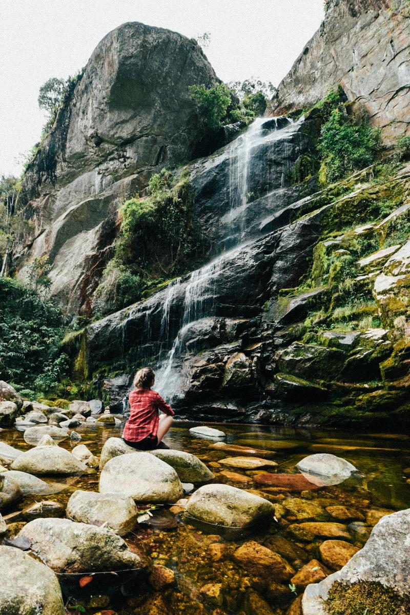 Cachoeira Véu da Noiva, PARNASO