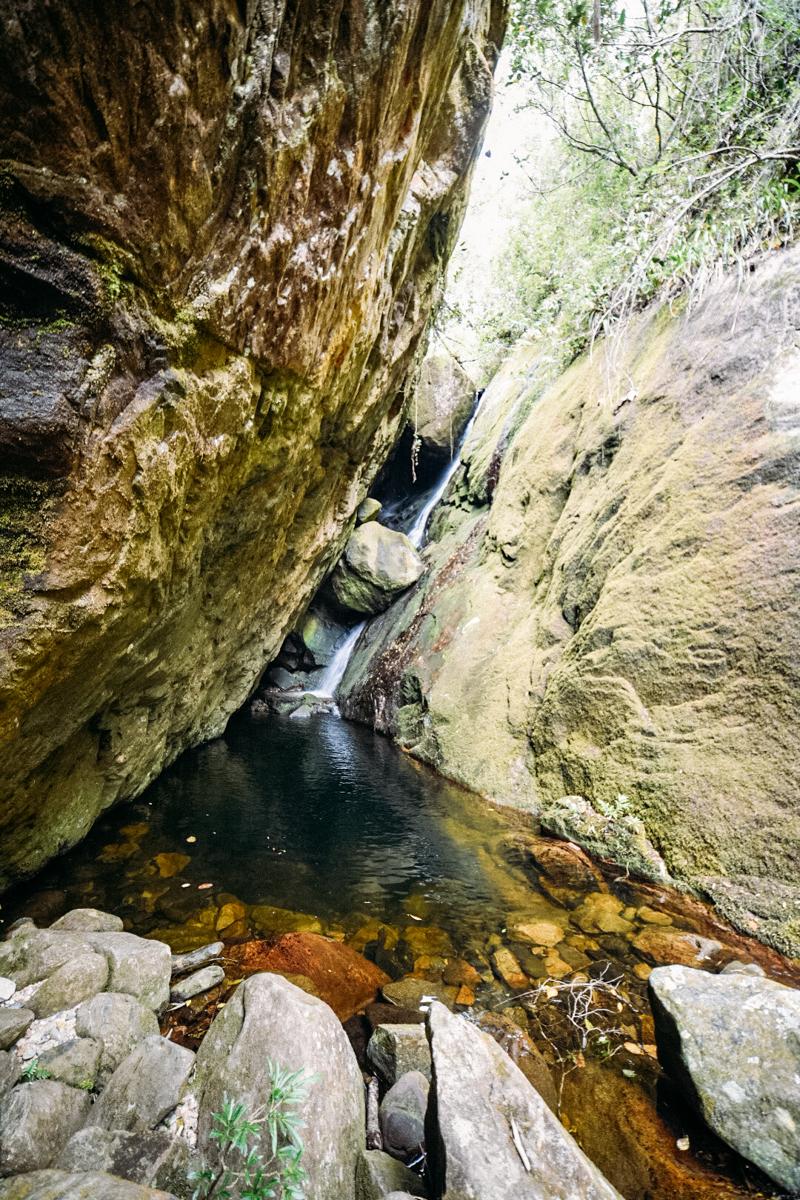 Cachoeira das Andorinhas, PARNASO