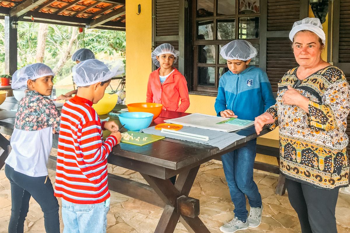 Escoteiros da Alimentação Saudável