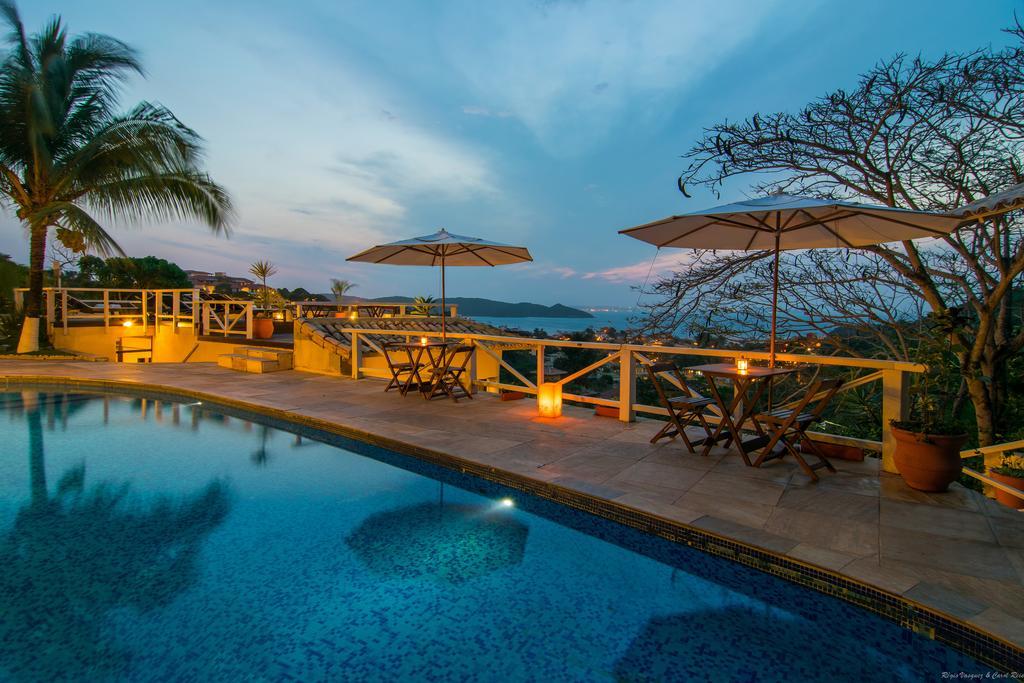 Pousada e Spa Villa Mercedes. Foto: divulgação.