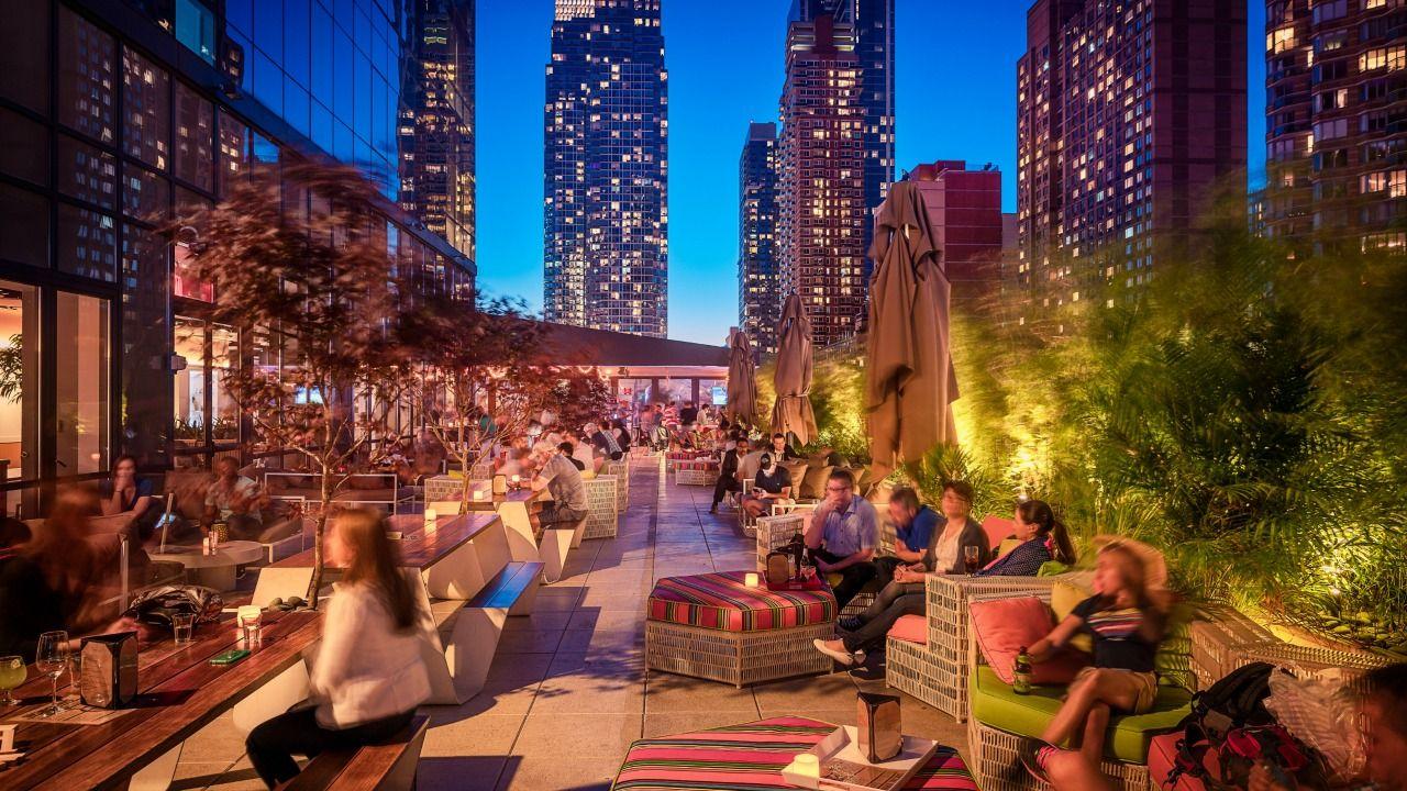 The Terrace Club Lounge