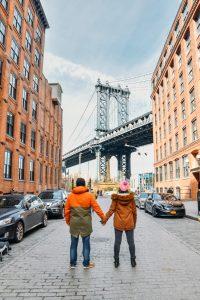 DUMBO: spot imperdível para fotografar a Manhattan Bridge