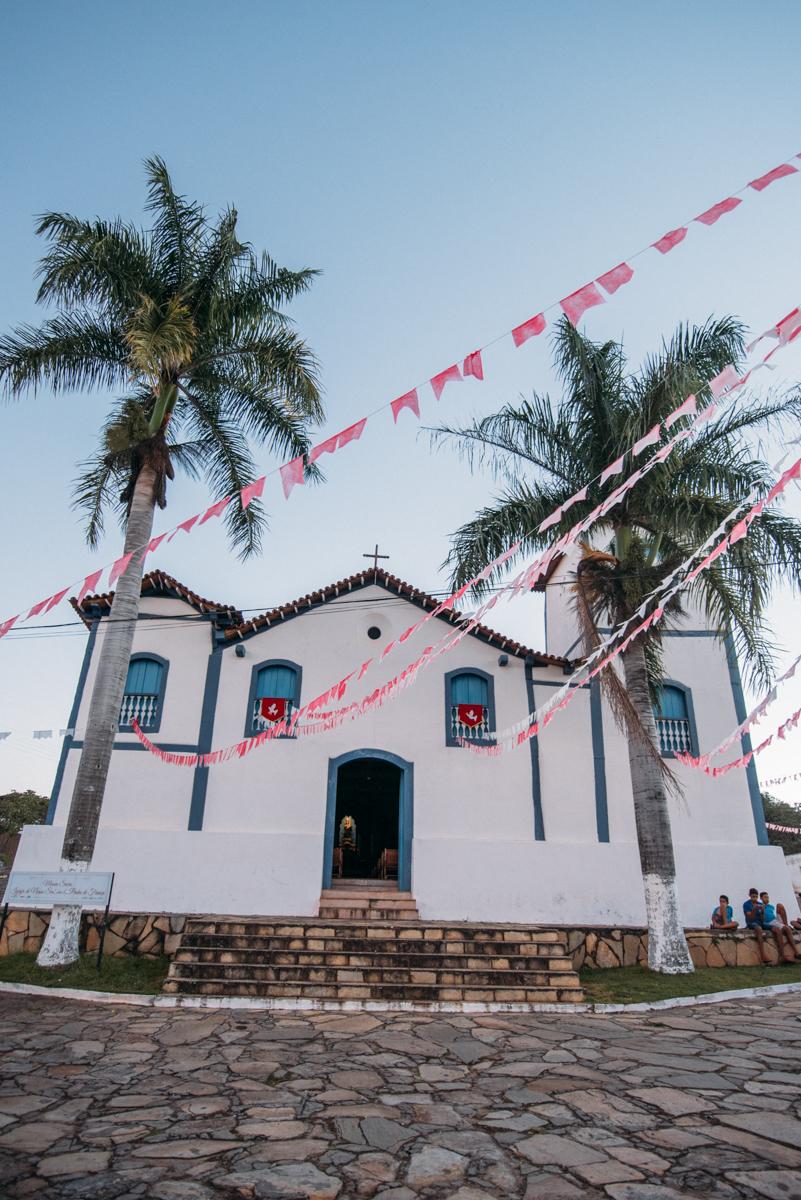 Igreja Nossa Senhora da Penha de França, Corumbá de Goiás