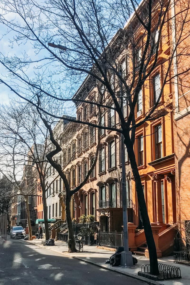 Ruas do Brooklyn