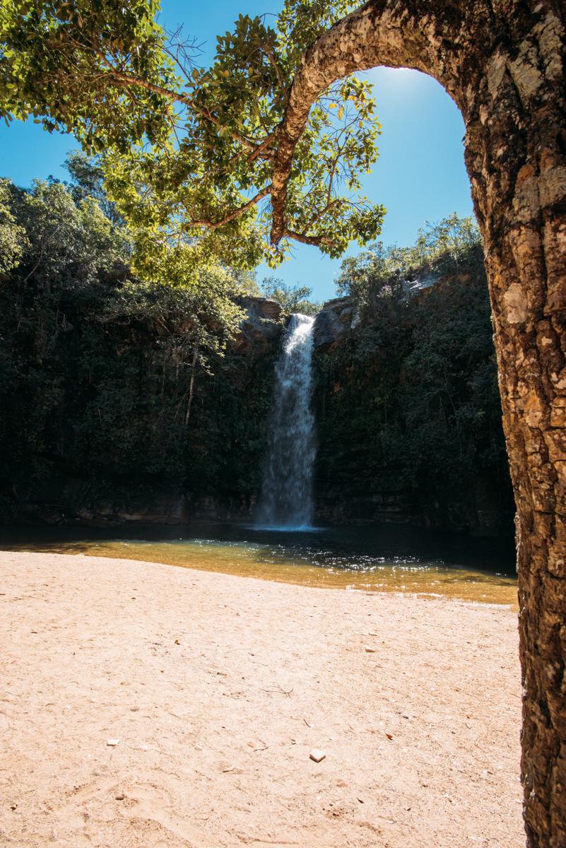 Cachoeira do Abade, Pirenópolis