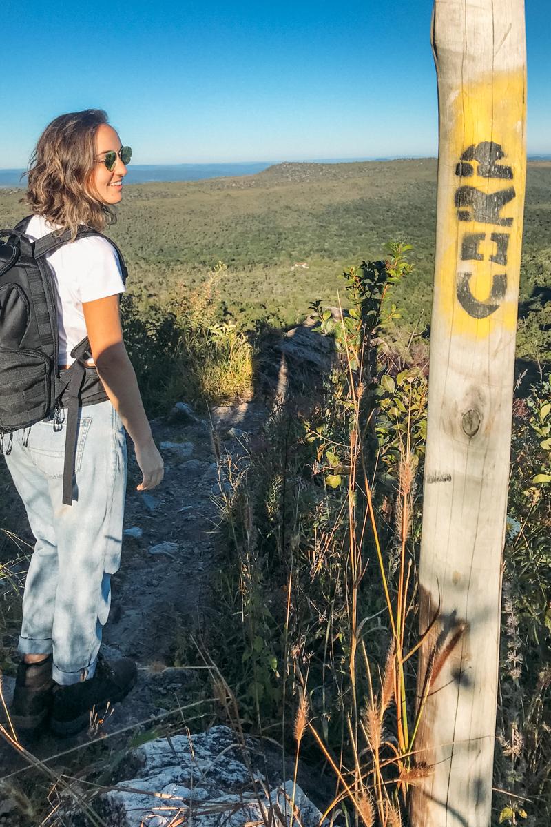 Caminho de Cora Coralina a pé