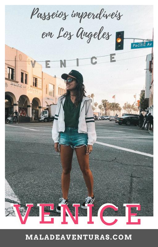 Lugares que você precisa conhecer em Los Angeles