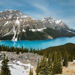 10 lagos imperdíveis para conhecer nas Montanhas Rochosas Canadenses