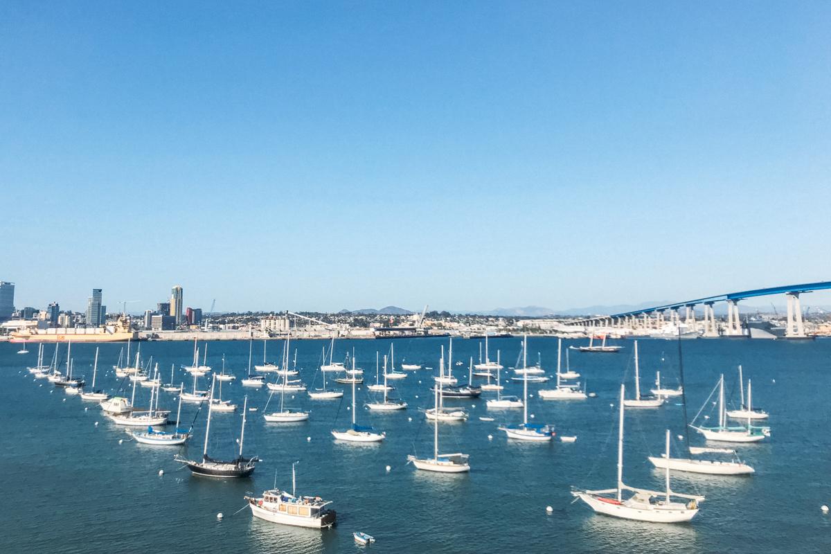Passeio de barco em San Diego
