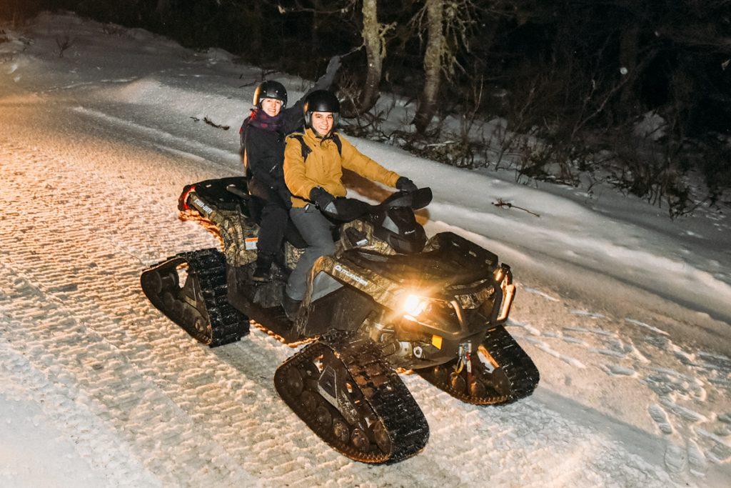 Como é o passeio Noche Nórdica em Bariloche