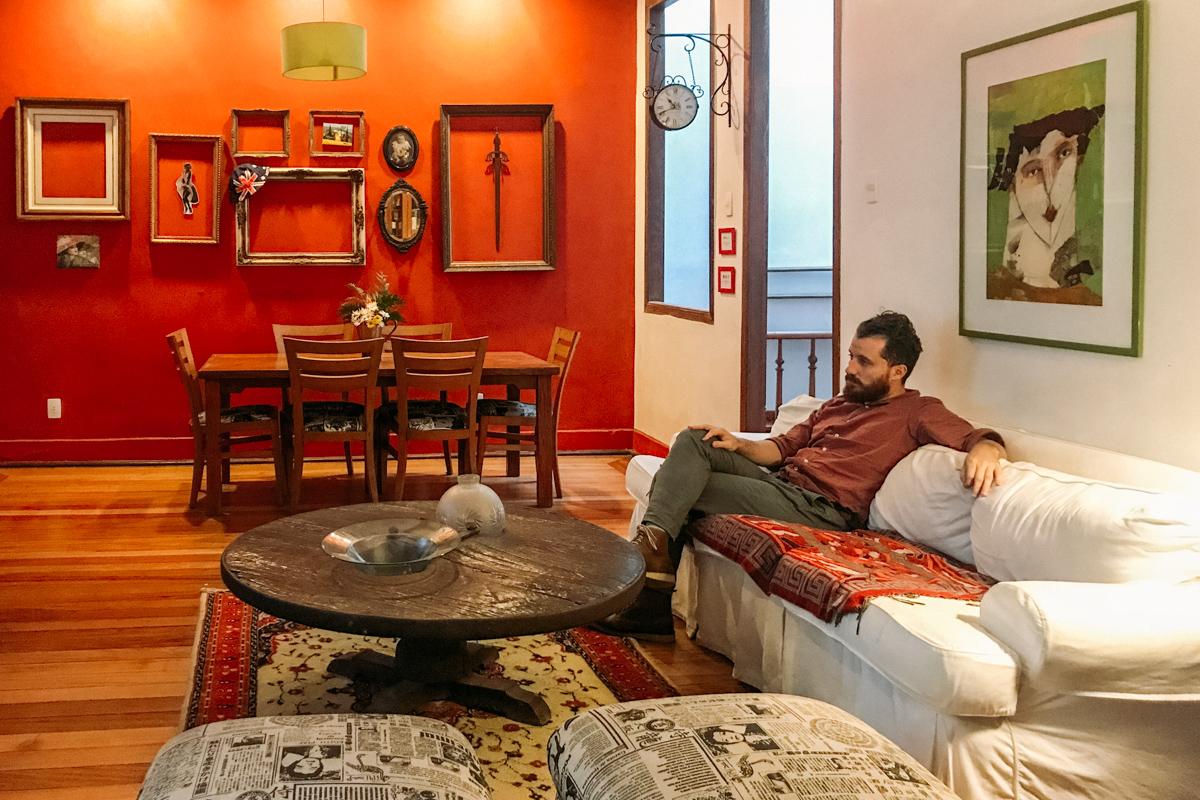 Solar do Cosme: charmoso Bed & Breakfast no Rio de Janeiro