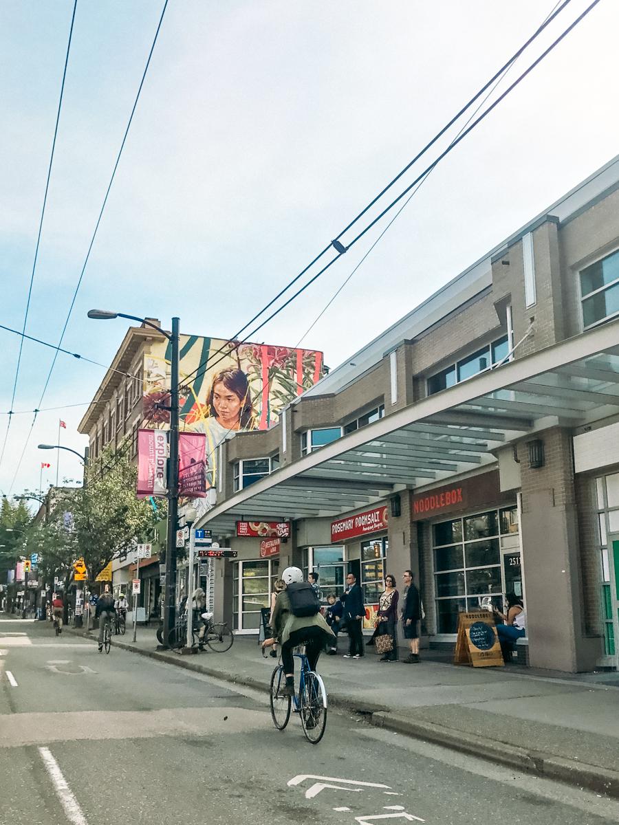 Bike em Vancouver