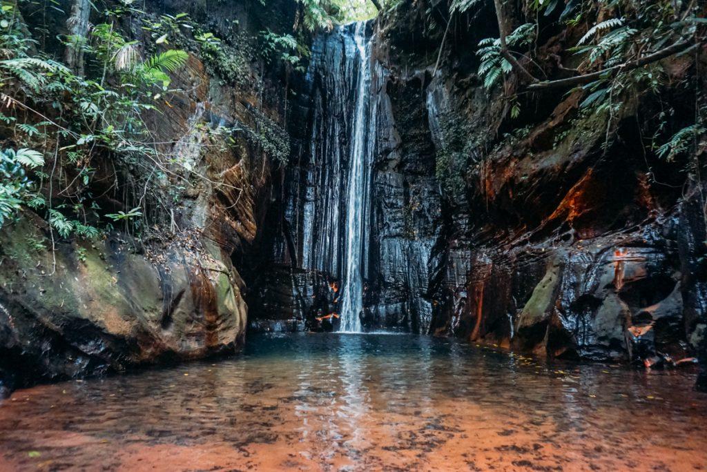 Cachoeiras Chapada das Mesas
