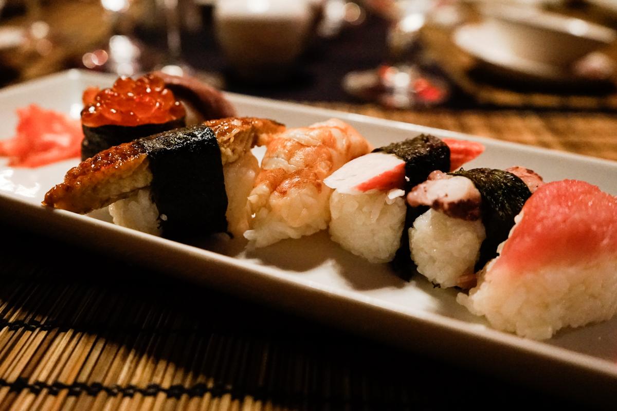 Restaurante japonês em Punta Cana