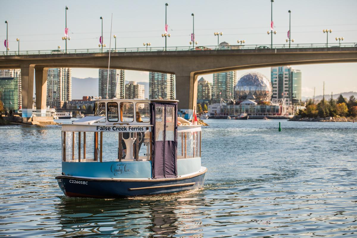 Quanto custa transporte em Vancouver