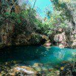 Poço Azul, um paraíso no cerrado