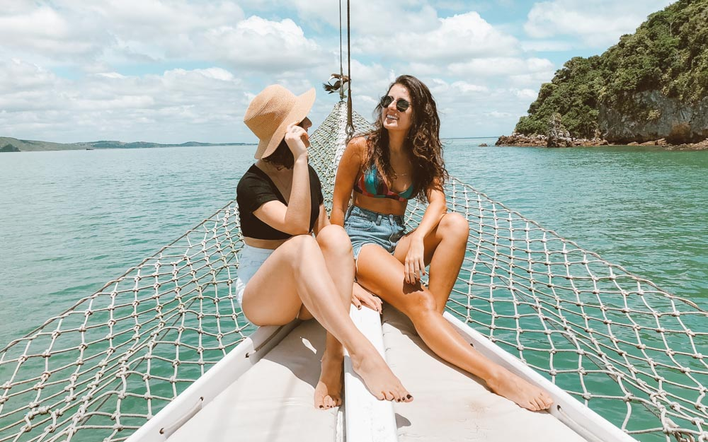 passeio de barco búzios