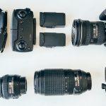 Os melhores equipamentos fotográficos para viagem