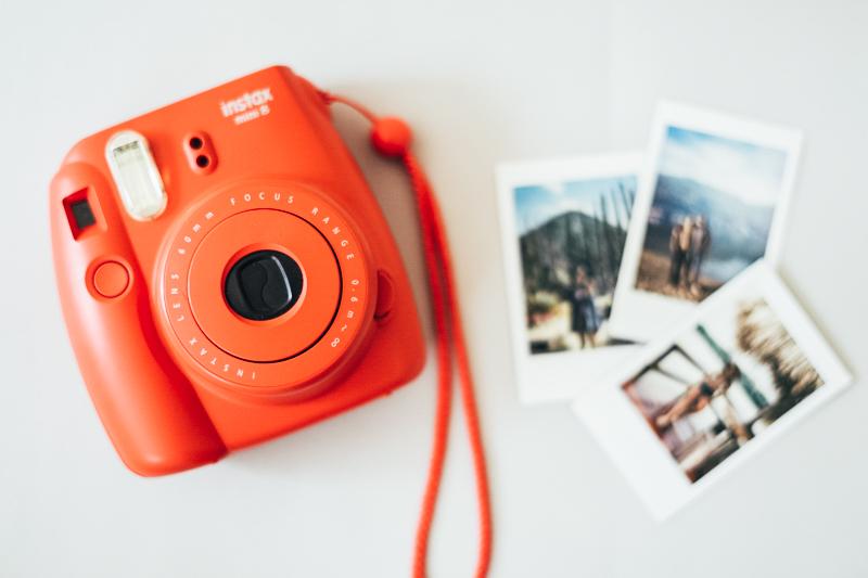 Câmera Instax Mini