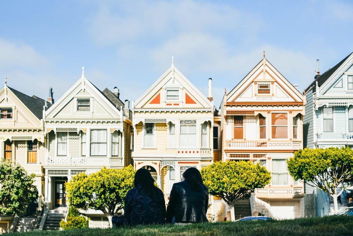Painted Ladies em São Francisco