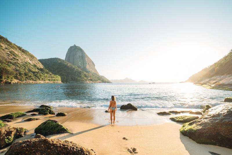 Melhores praias do Rio de Janeiro: Praia Vermelha
