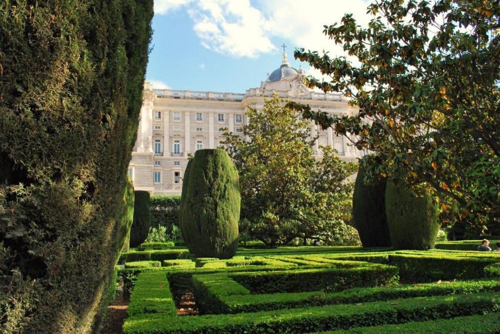 Labirintos do Jardim de Sabatini