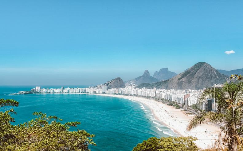 praia de copacabana rj