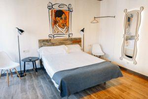 Onde se hospedar em Madrid: Hostel Room007