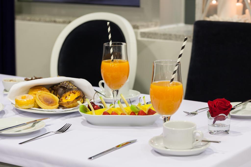 café da manhã Cristal Porto