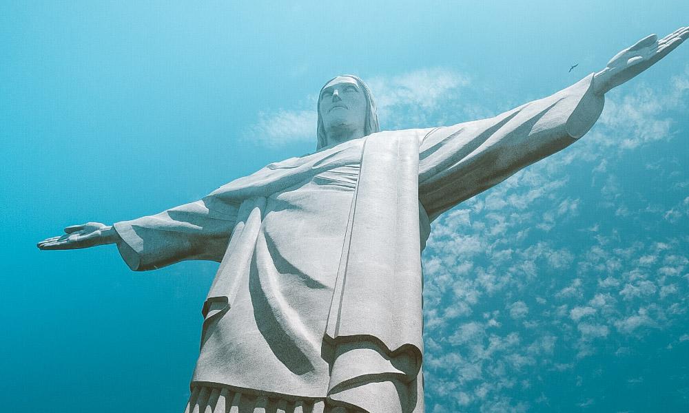passeio cristo redentor alto