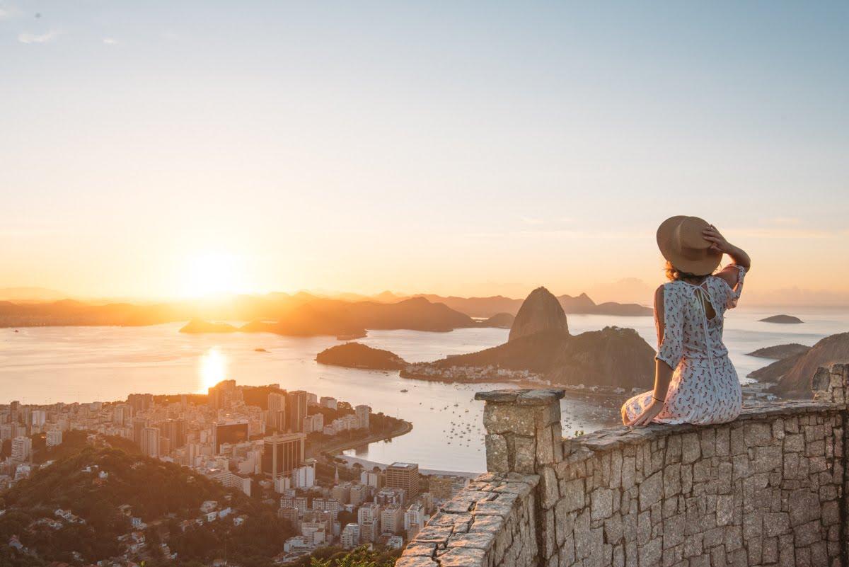 Resultado de imagem para nascer do sol mirante dona marta