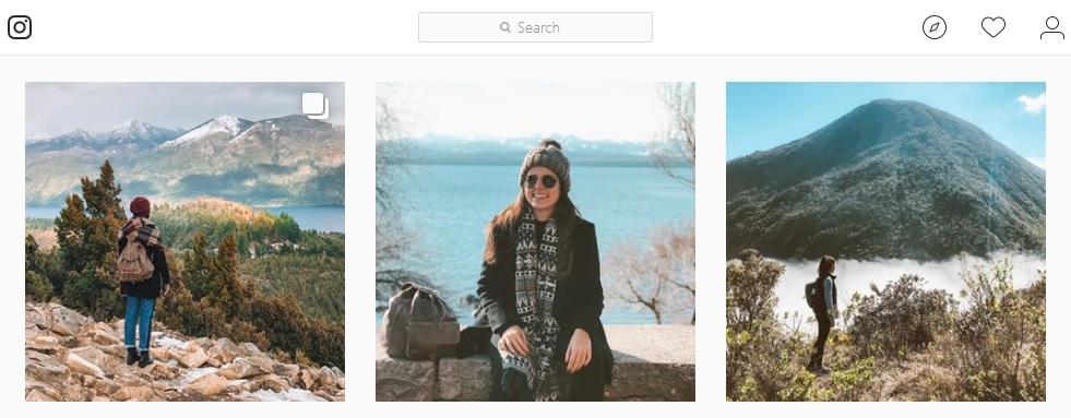 print do instagram do mala de aventuras