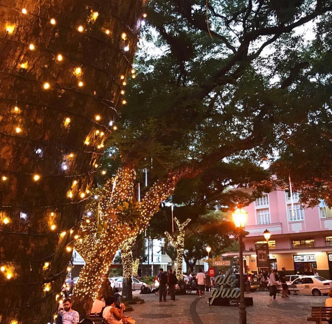 Praça Dom Pedro Natal Imperial
