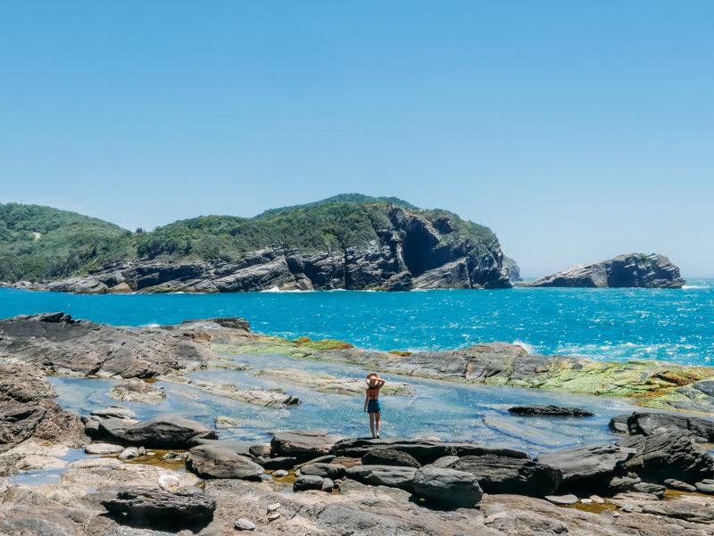 Ponta da Lagoinha, Búzios