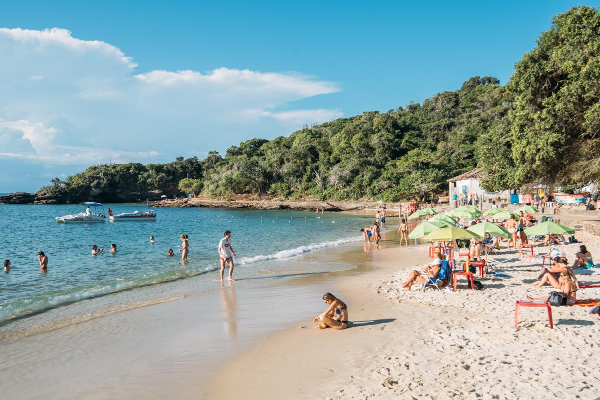 Praia Azeda, Búzios