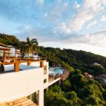 Apuã Boutique Hotel: vista incrível para João Fernandes