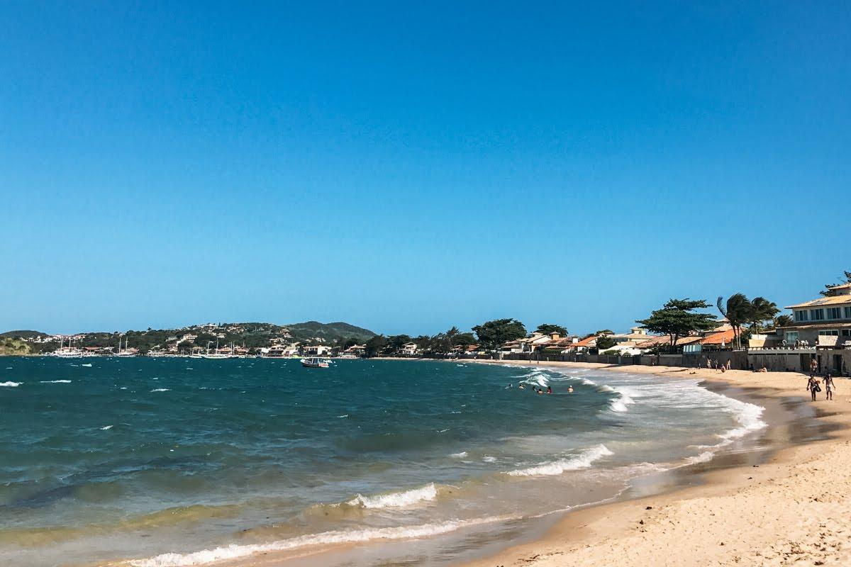 Praia Rasa, Búzios