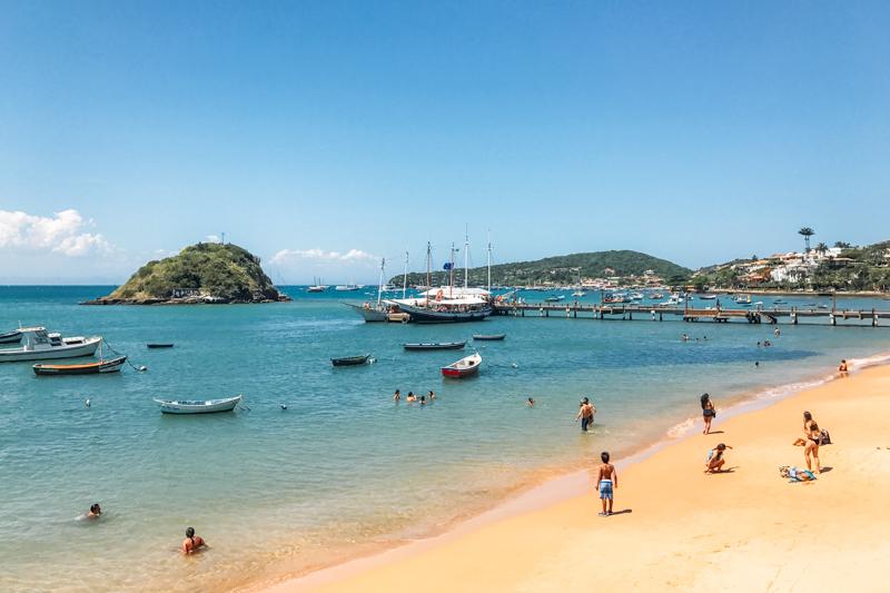 Praia do Canto,, Búzios