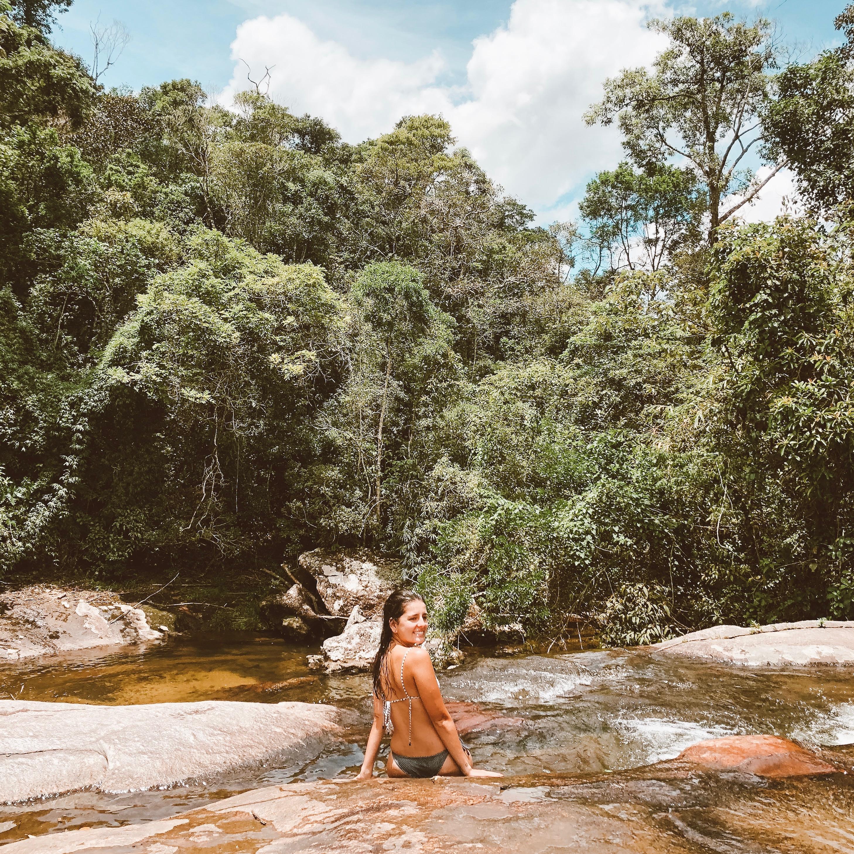 cachoeira da rocinha secretário