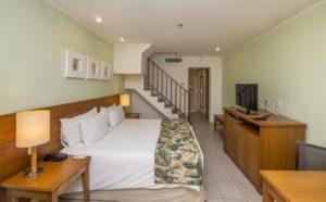 Suite do Hotel Promenade Angra