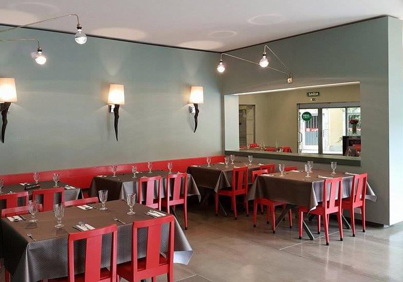 Foto do interior do restaurante Sabores e Açores