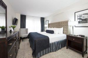 Suite do Murray Hill East Suites em Nova York
