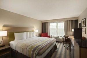 Quarto do Country Inn & Suites by Radisson, Newark Airport