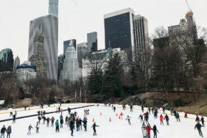 Pista de patinação do Rockefeller Center