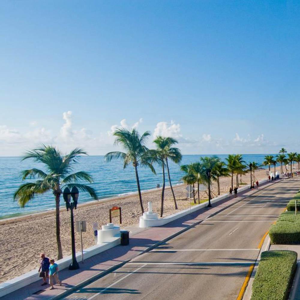 Fort Lauderdale passeios miami