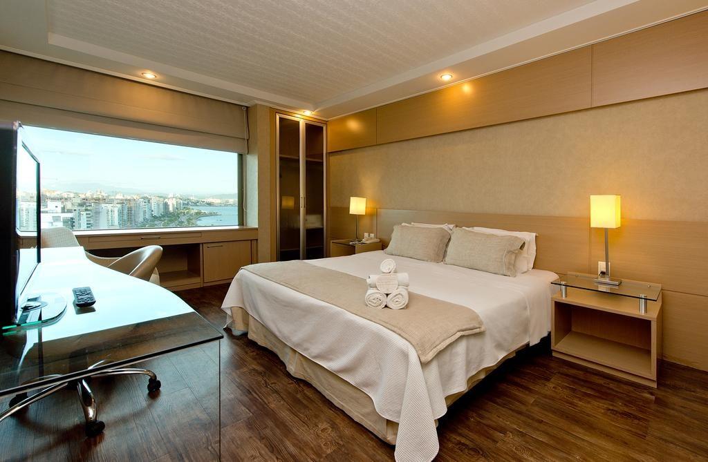 Quarto luxo do Majestic Palace Hotel