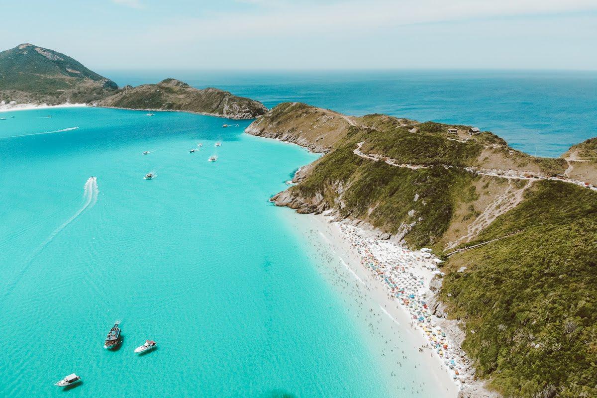 Caribe Brasileiro: 10 praias no Brasil que deixam o Caribe no chinelo