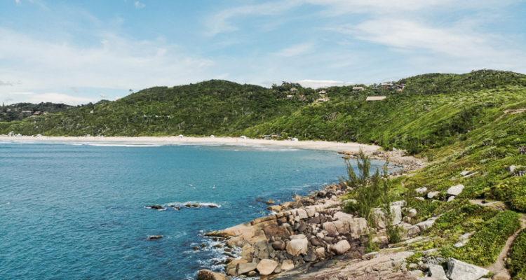 o que fazer na Praia do Rosa